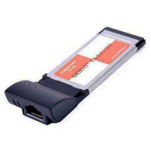 Controller ORIENT EXP-LAN1000.EXPRE SS CARD LAN 1GB.cab. RTL