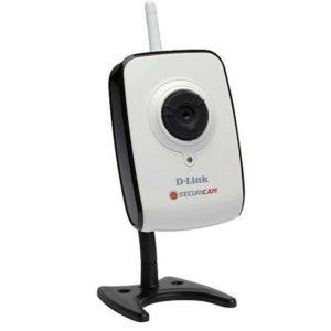 IP-интернет Веб-камера D-Link DCS-920 802.11g. 640 x 480 pixel. 15 fps. 1xLAN