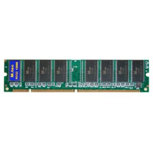Модуль памяти DIMM SDRAM 128 Mb PC-133/100 8/16chip (Б/У)