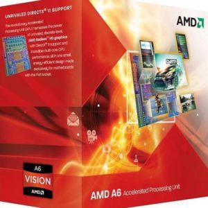Процессор AMD A6 X3 3500  2.1 Ghz  3 mb Socket FM1 BOX