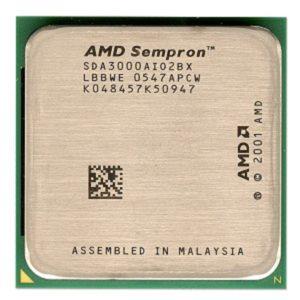 Процессор (CPU) Sempron 3000+ 1800Mhz 400Mhz 128Kb S754 OEM