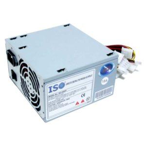 Блок питания ATX ISO-450PP 350W PFC Б/У