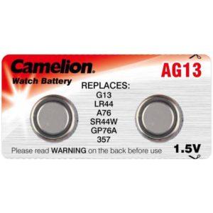 Батарея AG Camelion AG13 – 1.5v (1шт)