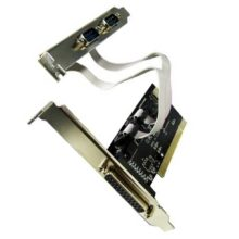 Контроллер PCI COM(2-ports) + LPT(1-port)