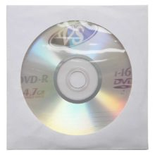 Диск DVD-R VS 4.7 Gb 16х в конверте