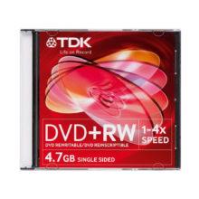 DVD+/-RW TDK