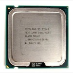Процессор (CPU) INTEL DUAL-CORE E2160 1800MHz 800 1Mb OEM s775