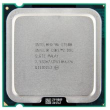 Процессоры INTEL LGA 775