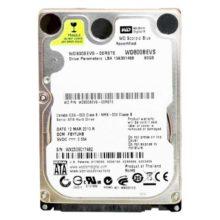 "Жесткий диск HDD 80 Gb SATA 2.5"" для ноутбуков"
