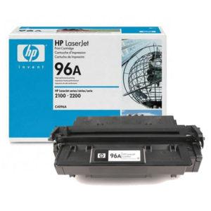 Картриджи HP лазерные