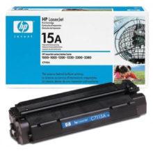 Картридж HP С7115A LJ 1000\1200\1220\3300 (ORIGINAL) для лазерного принтера