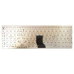 Клавиатура для ноутбука Sony Vaio VPC-CB, VPCCB, VPC-CB17 Silver Серебро, без рамки, буквы – АНГЛИЙСКИЕ (148955161, 9Z.N6CBF.101)