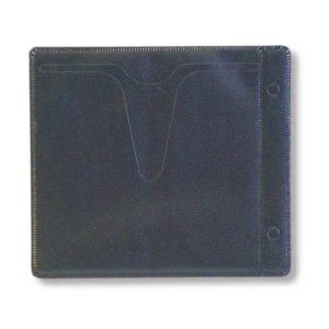 Конверт пластиковый на 1-2 CD черный