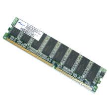 Модуль памяти DDR 256 Mb PC-3200 400 Mhz