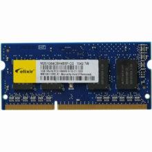 Модуль памяти SO-DIMM DDR3 1Gb PC-10660 1333 Mhz OEM (Elixir, ASint)