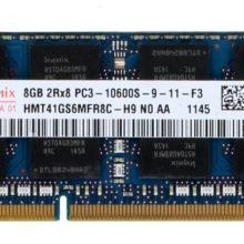 Модуль памяти SO-DIMM DDR3 8192 Mb PC-10600 1333 Mhz SAMSUNG