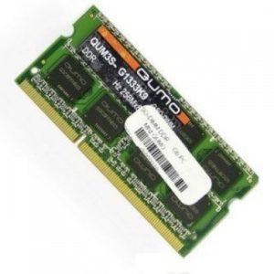 Модуль памяти SO-DIMM DDR3 8192 Mb PC-10660 1333 Mhz QUMO