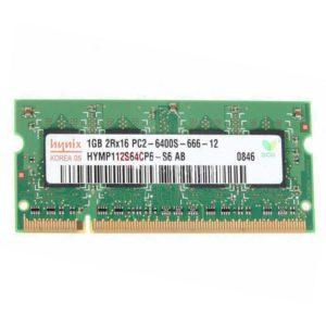 Модуль памяти SO-DIMM DDR2 1024 Mb PC-6400 800 Mhz Hynix