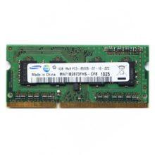 Модуль памяти SO-DIMM DDR3 1Gb PC-8500 1066 Mhz SAMSUNG