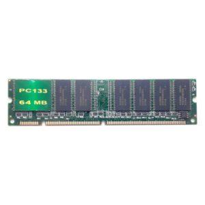 Модуль памяти DIMM SDRAM 64 Mb PC-133 Б/У