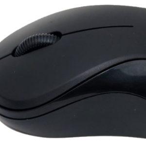 Мышь Oklick 115S Optick Black USB Компактная, ноутбучная 1000 dpi