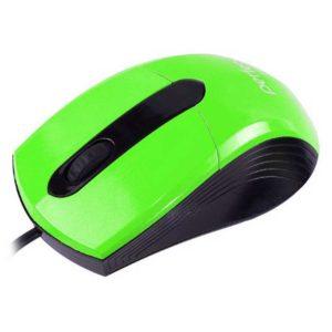 Мышь USB Perfeo COLOR PF-203 Green (PF-203-OP-G) Зеленая
