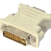 Переходник для видеокарты DVI - SVGA (D-SUB)