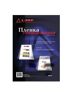 Пленка L-Pro 20 листов для лазерного принтера (BG-67+)