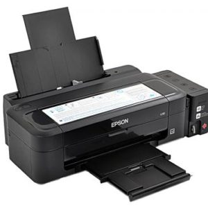 Принтер EPSON L110  A4. струйн.4-цветная система печати с СНПЧ