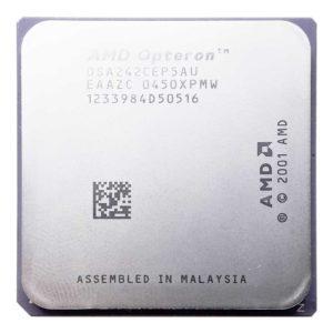 Процессор (CPU) Opteron 242 1600 МГц 1024Kb + вентилятор S940 BOX (0SA242CEP5AU)