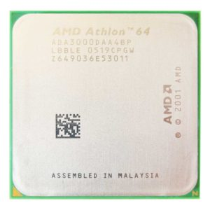 Процессор (CPU) Athlon 3000+ S939 (ADA3000DAA4BP)