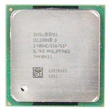 Процессор CPU Celeron D 2.4 Ghz 533Mhz 128kb