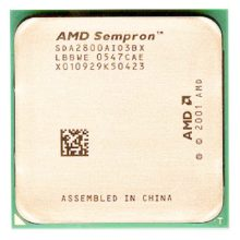 Процессор (CPU) Sempron 2800+ S754 (SDA2800AIO3BX)