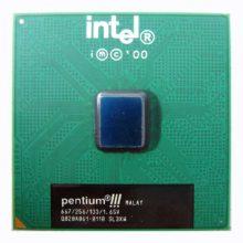 Процессоры INTEL Pentium-II/III