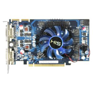 Видеокарта PCI-E 512 mb HIS ATI HD4850 DDR3 DVIx2 256-bit (Б/У)