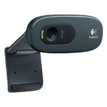 Веб-камера Logitech HD Webcam C270 USB 1280x720 микрофон 3Мп качество HD