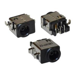 Разъем питания для ноутбука Samsung RC510, RC520, RC530, RF510, RF710, RV408, RV409, RV411, RV413, RV415, RV418, RV420, RV508, RV511, RV513, RV515, RV518, RV520, RV709, RV718, RV720, NPRC510, NPRF510, NPRF710, NPRV408, NPRV409, NPRV411, NPRV413, NPRV415, NPRV418, NPRV420, NPRV508, NPRV511, NPRV513, NPRV515, NPRV518, NPRV520, NPRV709, NPRV718, NPRV720 (PJ252A, Samsung 002)