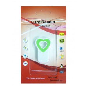 Card Reader CR-5348 (515) для MicroSD