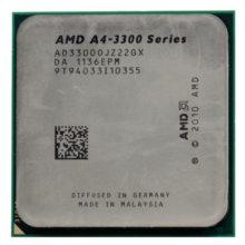 Процессоры AMD Socket FM1