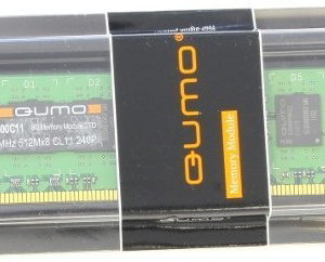 Модуль памяти DDR III 4096Mb PC-12800 1600Mhz Qumo