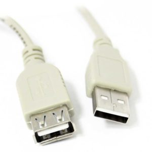 Удлинитель USB 2.0 Am/Af 3 метра