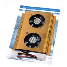 Охлаждение жестких дисков