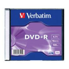 Диски DVD +/- R