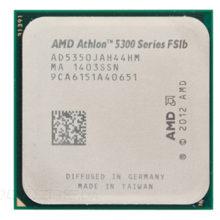 Процессоры AMD Socket AM1