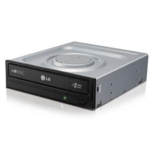 Привод DVD+/-RW IDE Black Черный Б/У