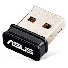 Сетевая карта беспр. ASUS USB-N10 NANO 802.11n
