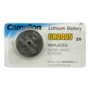 Батарея Camelion CR2025