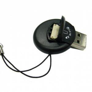 Card Reader CR-1414 (503) для MicroSD