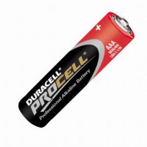 Батарея AAA DURACELL LR03  PROCELL