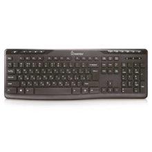 Клавиатура USB SmartBuy 209 Мультимедийная Black Чёрная (SBK-209U-K)